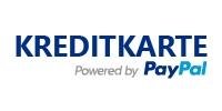 Kreditkarten Zahlung über PayPal - BARF Shop Paribal Online Shop für BARF und Rohfleisch