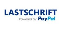 Lastschrift Logo von Paypal - Hundefutter online bestellen