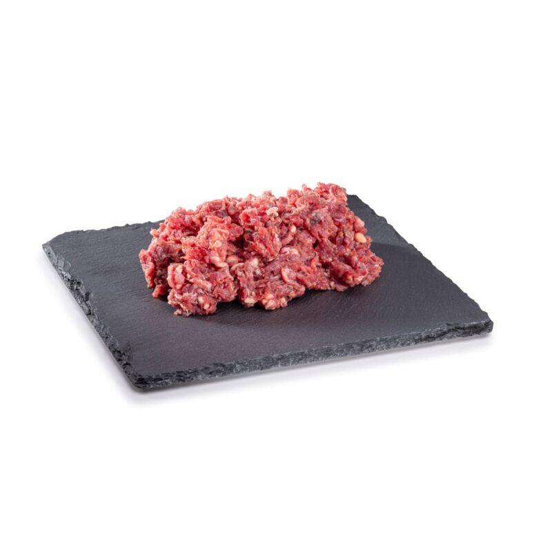 Paribal Barf Rindfleisch Mix Rohfleisch, Barf-Hundefutter frisch vom Metzger im Paribal Online Shop bestellbar