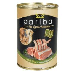Lamm pur Einzelfuttermittel Hundefutter Bild
