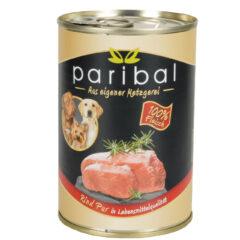 Rind pur Einzelfuttermittel Hundefutter Bild