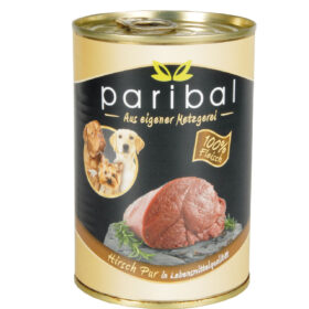 Einzelfuttermittel Hundefutter Hirsch Fleisch pur Bild