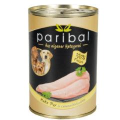 Einzelfuttermittel Hundefutter Huhn Fleisch pur Bild