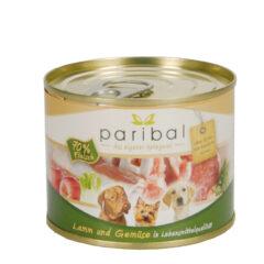 Lamm-Gemüse Menü 185g Alleinfuttermittel Hundefutter Bild