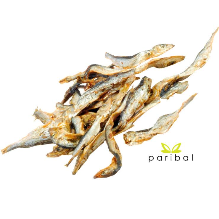 Sprotten Kauartikel Fisch von Paribal als Hunde-Kauartikel