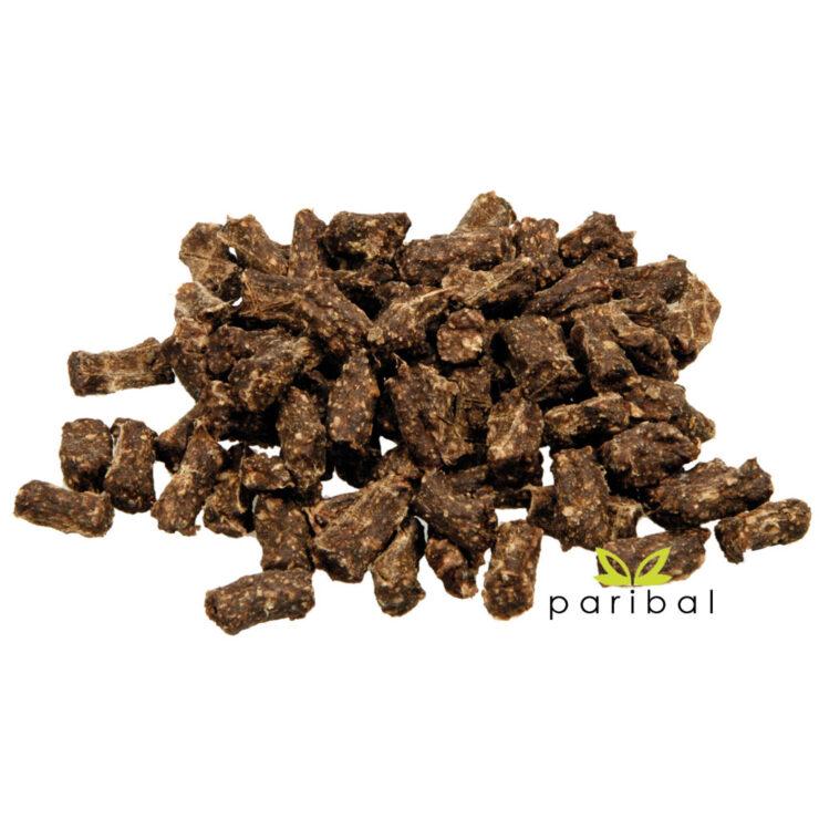 Rinder-Minis mit Kartoffeln Kauartikel Rind von Paribal als Hunde-Kauartikel